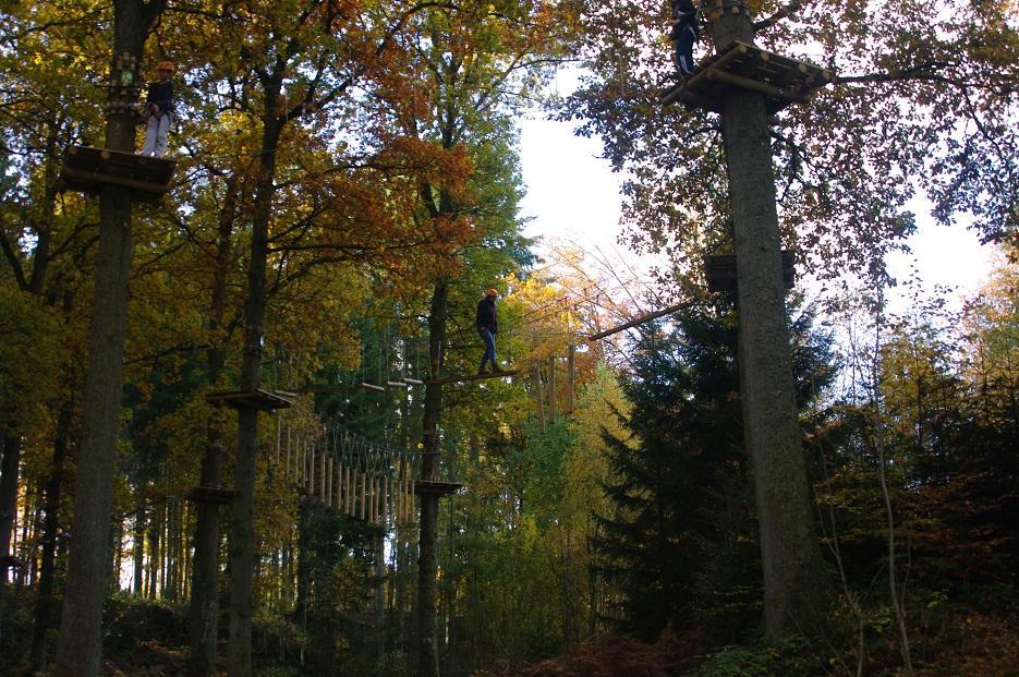 Avonturenparken in Wallonië - Avenature, Vielsalm