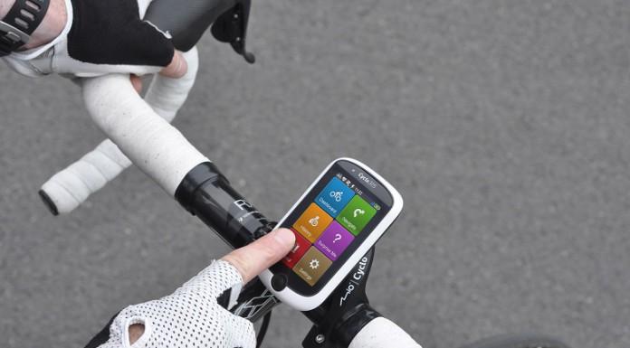 Mio Cyclo 315 fiets gps