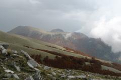Wandelen in de bergen - Apennijnen