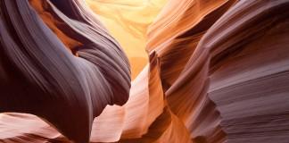 Avontuur in kloven en canyons - de Antelope Slot Canyon