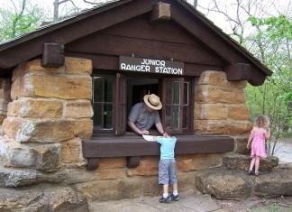 Avontuurlijke vakantie met kinderen - junior ranger in de VS