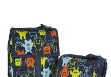 Packit Monsters 2.0 lunchbag