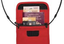 PPacsafe Coversafe RFID nekportemonnee