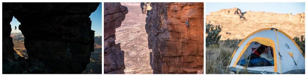Klimroutes in Zuid-Afrika