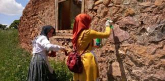 Fotogalerij met nieuwe foto's Sufi Trail