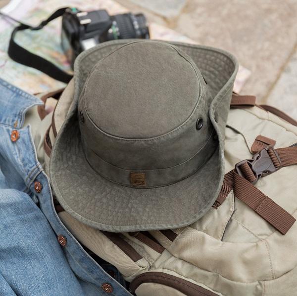 Tilley T3 Wanderer outdoorhoed - Far Out 81819c7a1faa