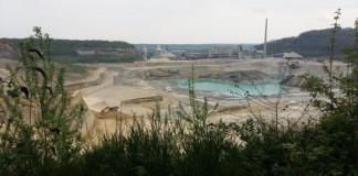 Wandelen over Sint Pietersberg Maastricht en door ENCI groeve