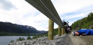 Hoe jezelf bezighouden op fietsvakantie (c) Ludo Dhelft