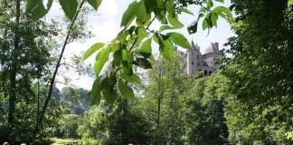 Kajakken in de Ardennen op de Lesse (c) P. Gerard