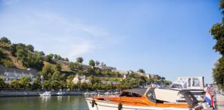 Bootje varen op Waalse rivieren (c) WBT- Denis Erroyaux