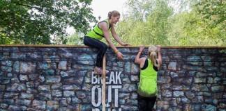 Obstakelrun Breakout Run
