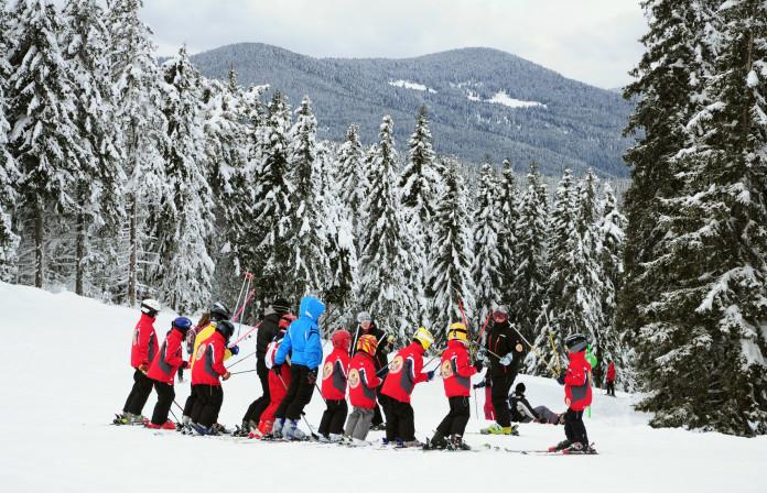 Familievriendelijke skigebieden dichtbij
