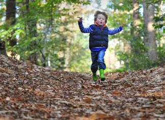 Gezinsvriendelijke herfst- en winterwandelingen (c) Toerisme Ronse