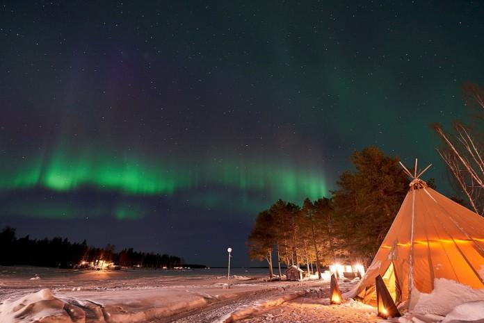 Rondreis in Zweeds Lapland (c) Graeme Richardson