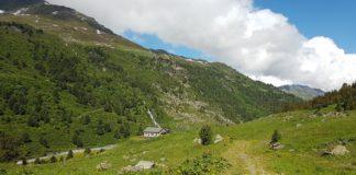 Wandelen bij Brides-Les-Bains