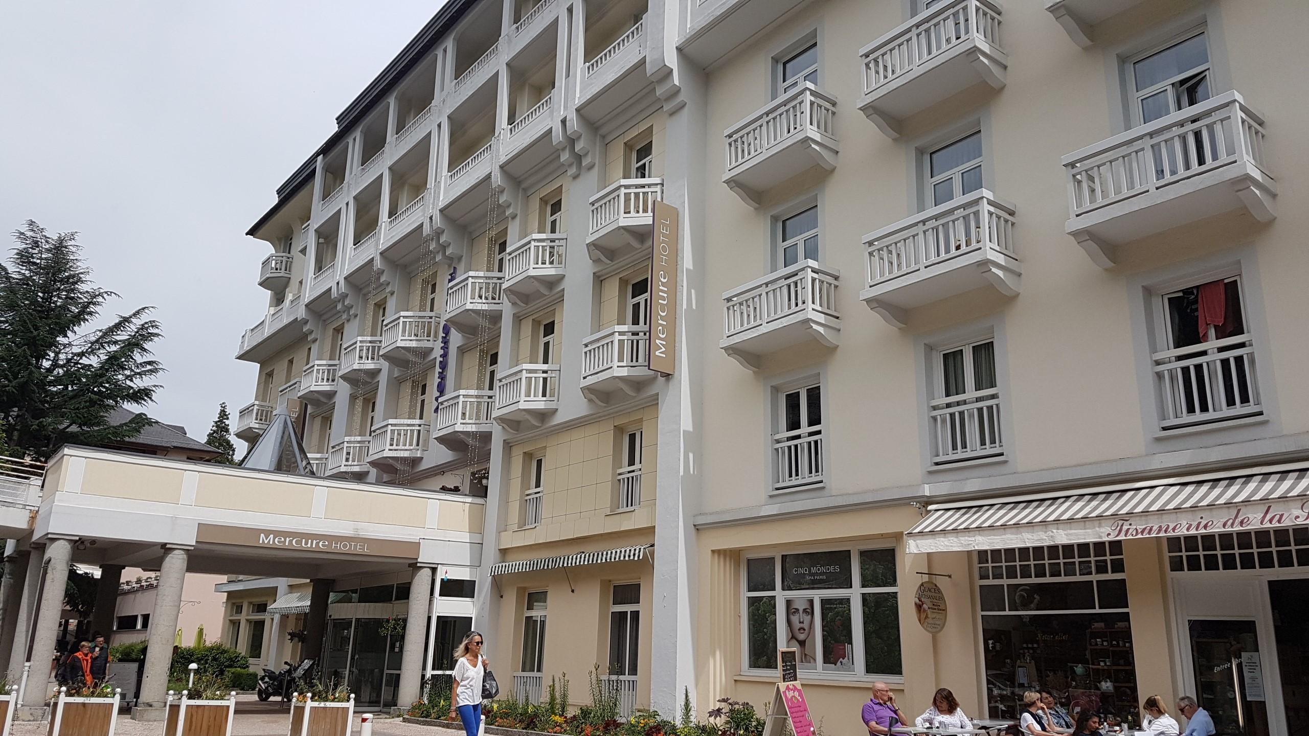 Brides-les-Bains - Mercure Hotel