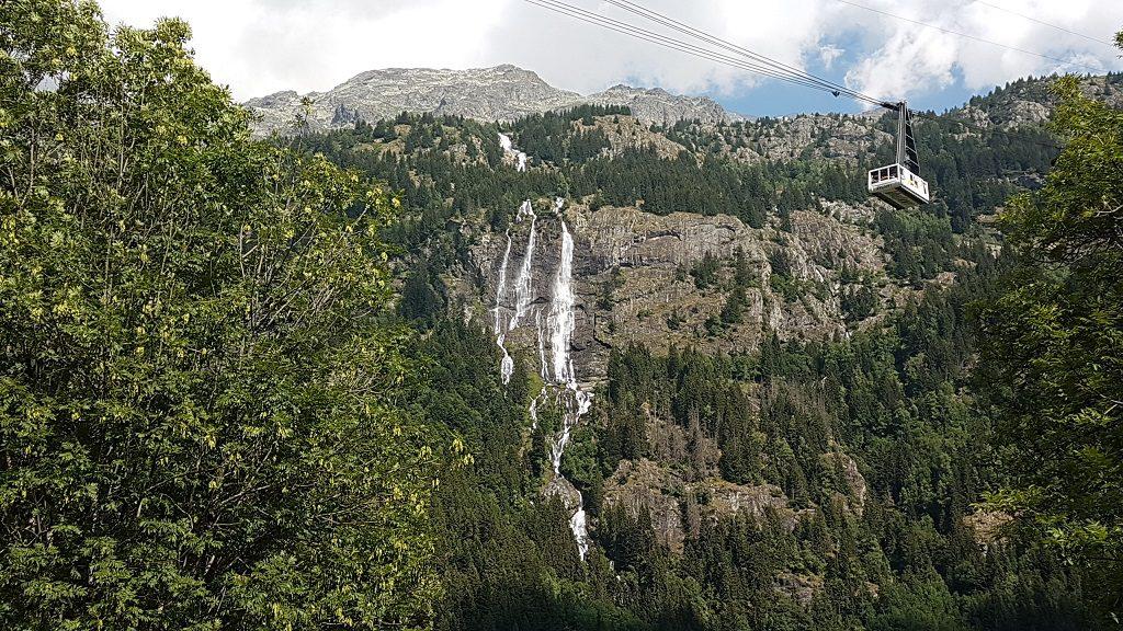 Cascade de la Fare - Vaujany