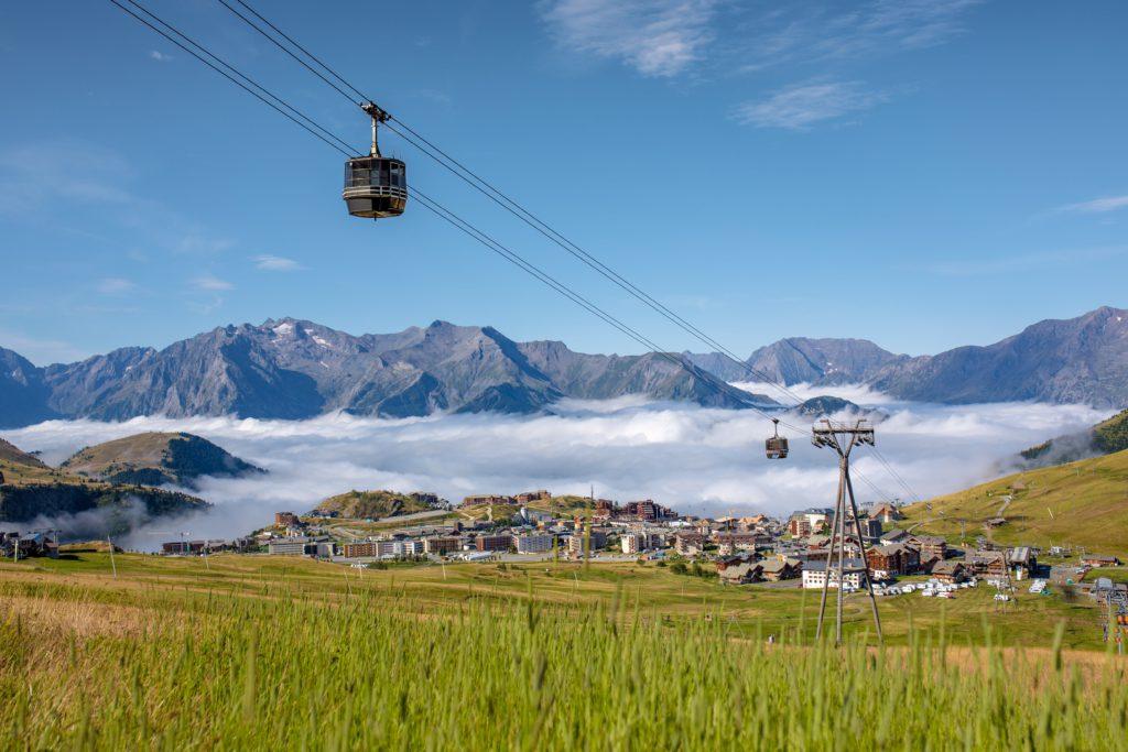 Copyright Laurent Salino for Alpe dHuez Tourisme