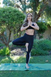 Yoga voor trailrunners - De boom