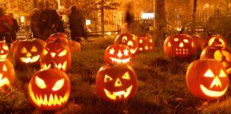 Halloween in Wallonië