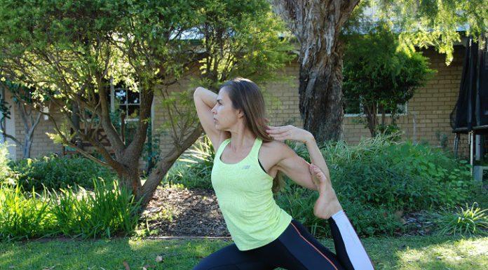 Yoga voor trailrunners - Zeemeermin
