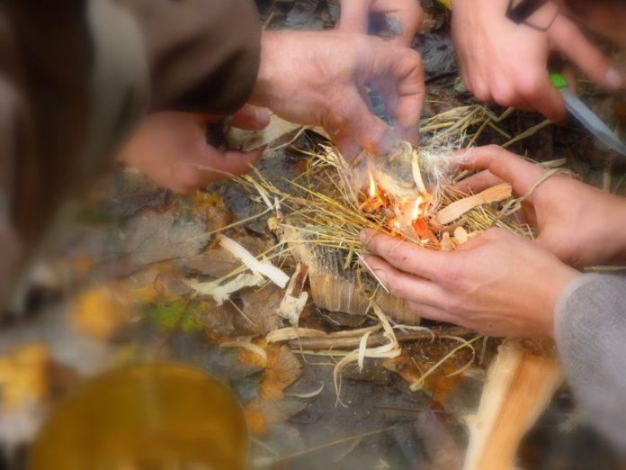 Survivalcursussen, bergwandeldagen en ander outdooravontuur (c) Outdoorschool