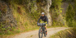 Een fiets geschikt voor bikepacking