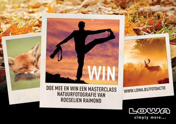 Lowa fotowedstrijd Renegade