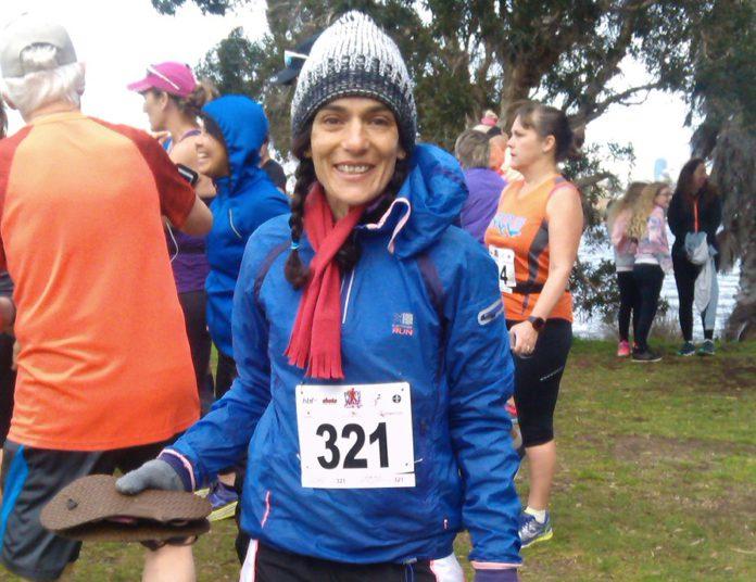 Oriya Lapidot over yoga en hardlopen