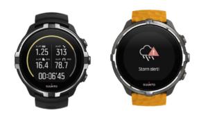 Suunto Spartan Sport Wrist Baro kleur Stealth en Amber
