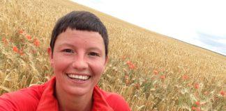 Sofie Lenaerts loopt en fietst dwars door Vlaanderen
