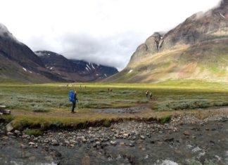 Wandelen in Zweden tijdens Fjällräven Classic