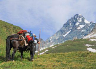 klettersteigen in Oost-Tirool