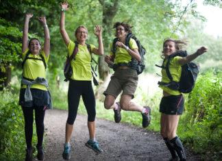 Oxfam Trailwalker: 100 kilometer stappen