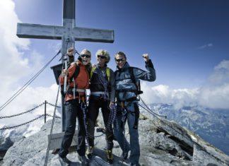 Outdoorvakantie in Oostenrijk: Zell am See-Kaprun in de zomer - top van de Kitzsteinhorn (c) Gletscherbahnen Kaprun AG