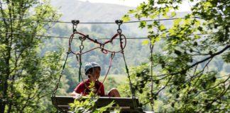 De leukste avonturenparken in Wallonië (c) Coo Adventure
