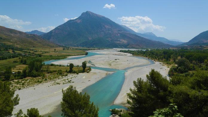 Film Blue Hart, Vjosa rivier in de Balkan