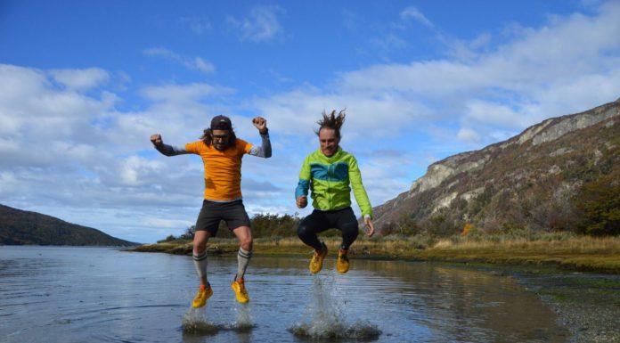 Seba en Weking - Via PanAm - De laatste marathon Beagle Kanaal