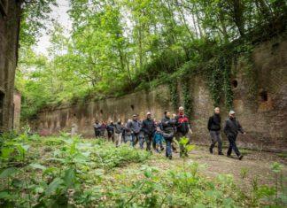 Fortengordel Antwerpen - wandelingen langs Antwerpse forten
