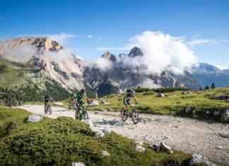 Bike Transalp Oostenrijk-Italie