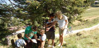 Geocaching Kitzbuehel familieavontuur in Oostenrijk