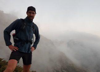 ultraloper Karel Sabbe over snelheidsrecord Appalachian Trail