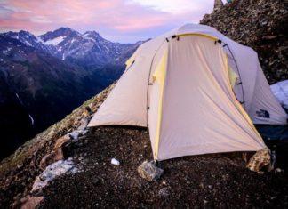 Hiken in de Alpen van Livigno
