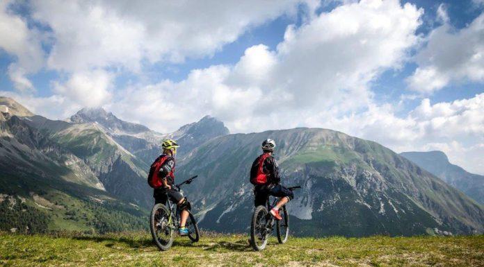 Mountainbiken in Livigno