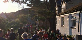 voorbereiding Lowe Alpine Mountain Marathon