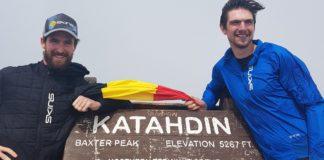 Ultrarunner Karel Sabbe breekt Appalachian Trail record