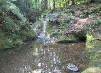 Avontuurlijke wandelingen in Belgie - vallei van de Ninglinspo