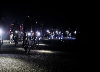 Crossborder Sunriser fietstocht rond zonsopgang