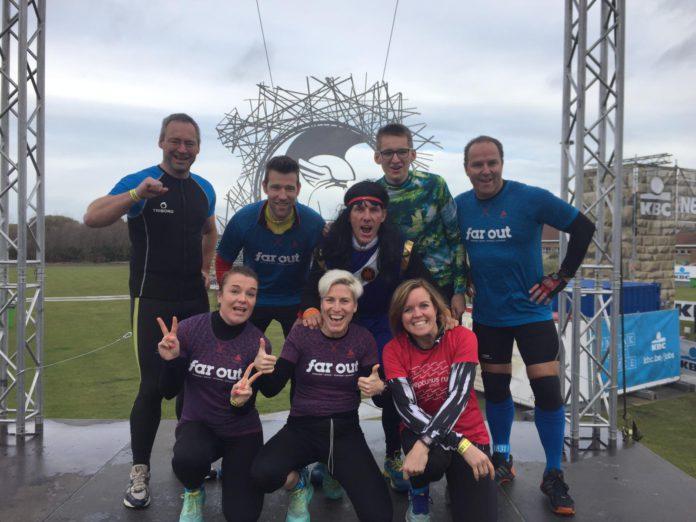 Team Far Out verslag Neptunus Run 2018