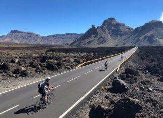 wielrennen op Tenerife